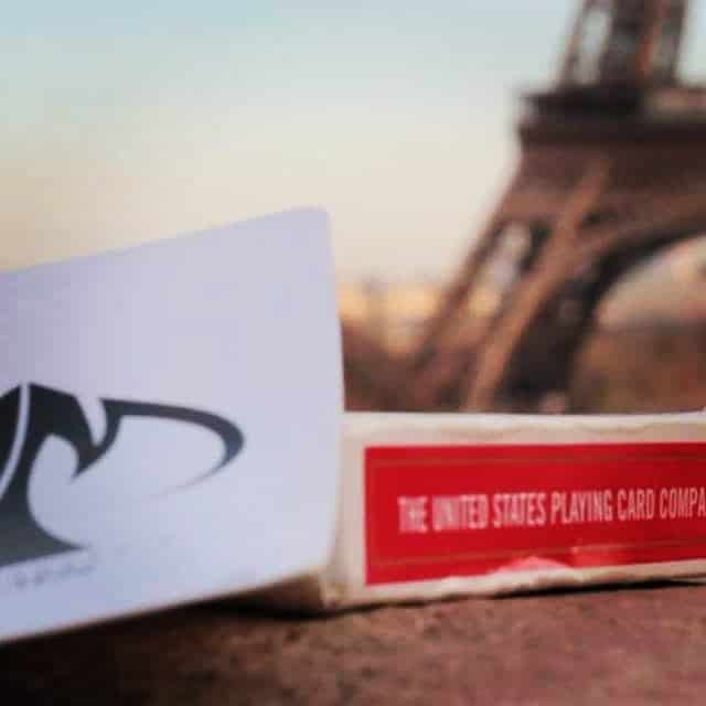 #cards #deck #magic #magicman #paris #eiffel #instalife #magician #geneva #swiss